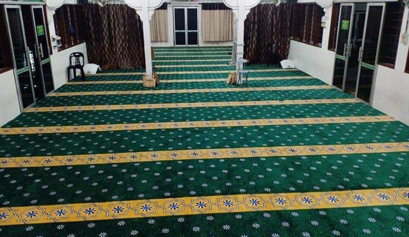 Masjid Nurus Sa'adah Taman Sejahtera / Taman Mewah Lunas
