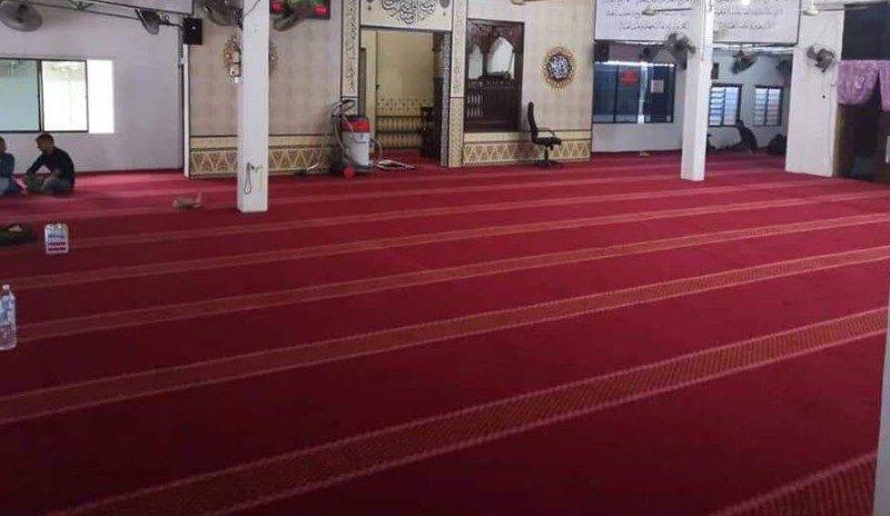 Masjid Sementara,Taman Pelangi Autocity Juru,Seberang Perai