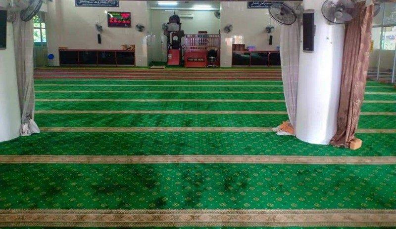 Masjid Jamek Tasek Junjung,Seberang Perai