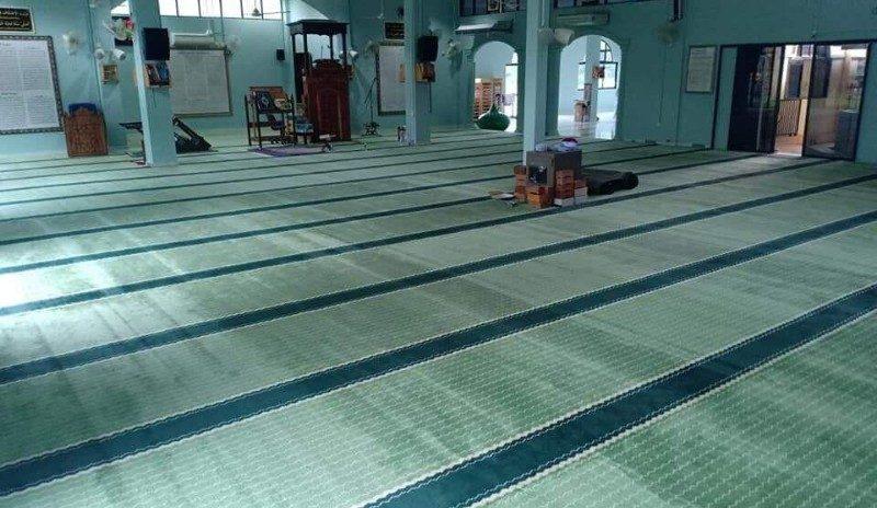 Masjid Kampung Kisap, Ayer Hangat Langkawi
